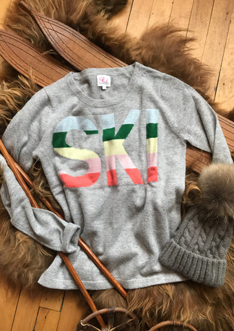 100% Cashmere SKI Sweater
