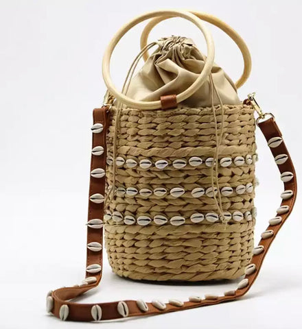 Nantucket lola beach side bag