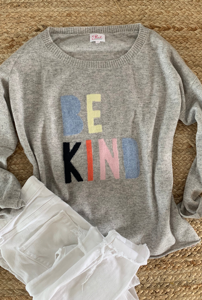 Be Kind 100% Cashmere