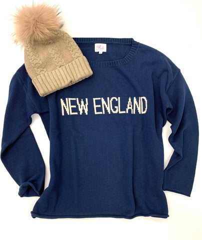 light weight NEW ENGLAND  sweater