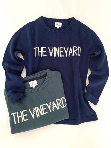 THE  VINEYARD in 100% cotton