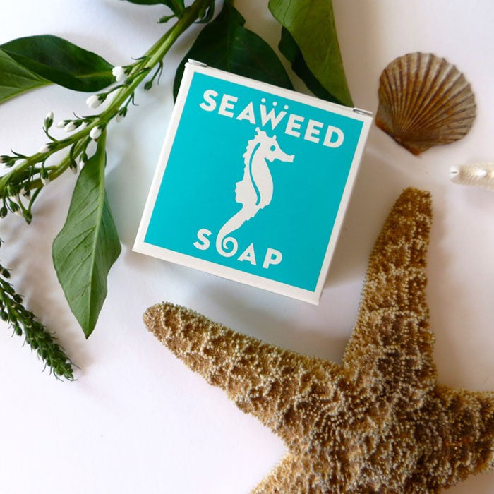 Seaweed Soap made in Rhode Island!