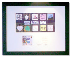 Archive Print – Individual Panel Framed