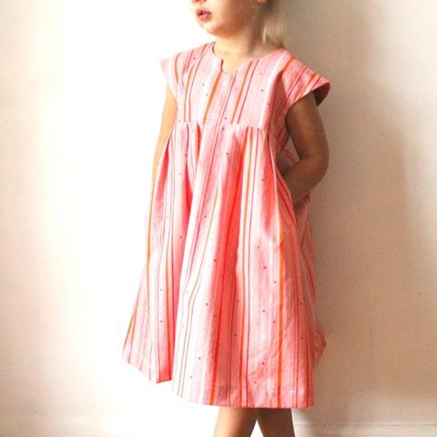 Geranium Dress + Top
