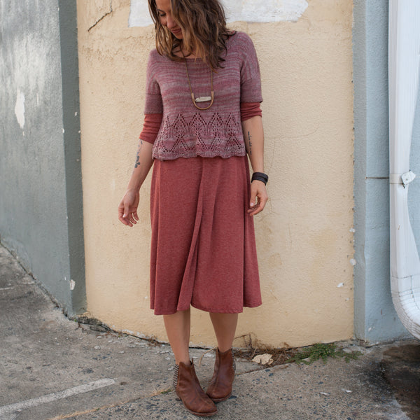 Stasia Dress + Tee