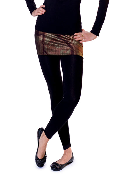 Leggings + Stirrup Pants + Mini Skirt 2920