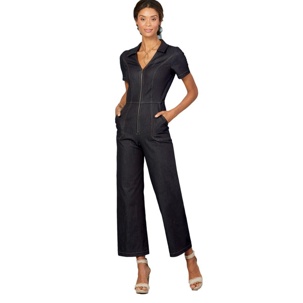McCalls 7908 / Misses / Miss Petite Jumpsuits