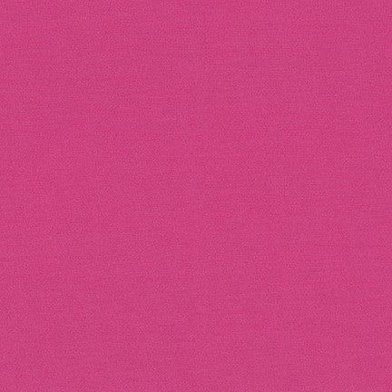 520caabaa9b Robert Kaufman FABRIC / Arietta Ponte de Roma Knit / Hot Pink | Oak ...