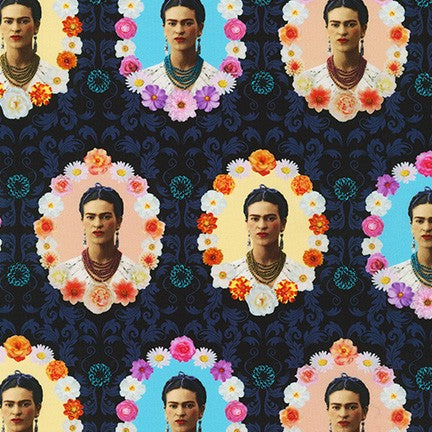 Cotton Print / Frida Wallpaper