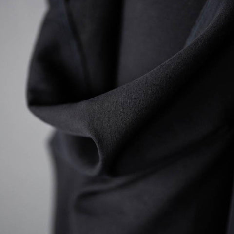 Linen Cotton / Black