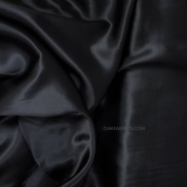 Silk Cotton / Black
