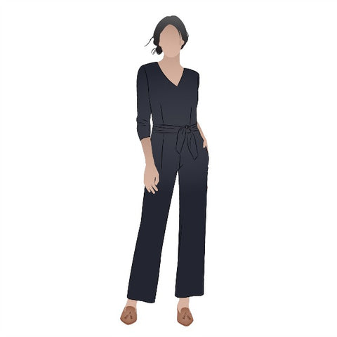 Brice Knit Jumpsuit