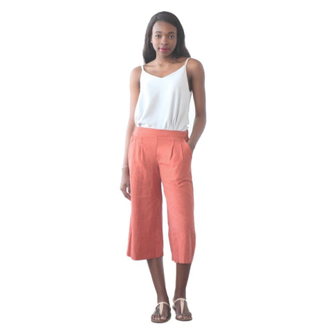 Emerson Crop Pant + Short