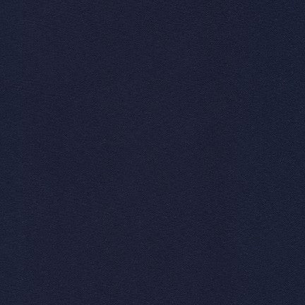 Combed Cotton Twill / Navy