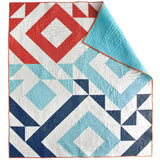 Triangle Jitters Quilt
