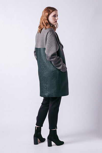 Gaia Quilted Coat