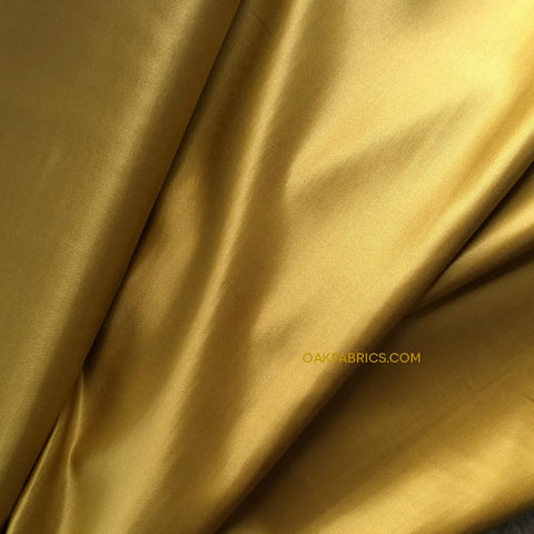 Silk Cotton / Gold