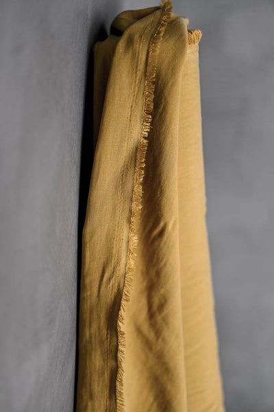 Tencel Linen / Abbey Gold