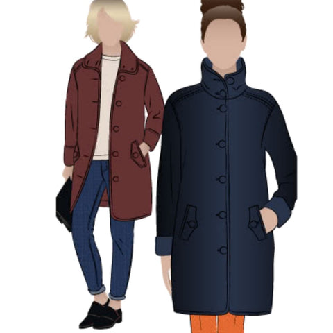 Grace Trans-Seasonal Coat