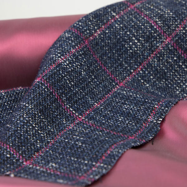 Wool Tweed / City Check