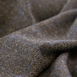 Wool Tweed / Business Check