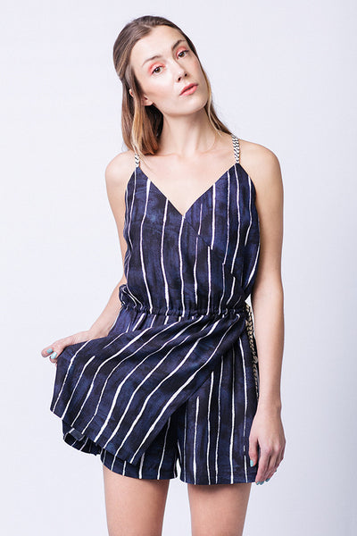 Helga Wrap Playsuit