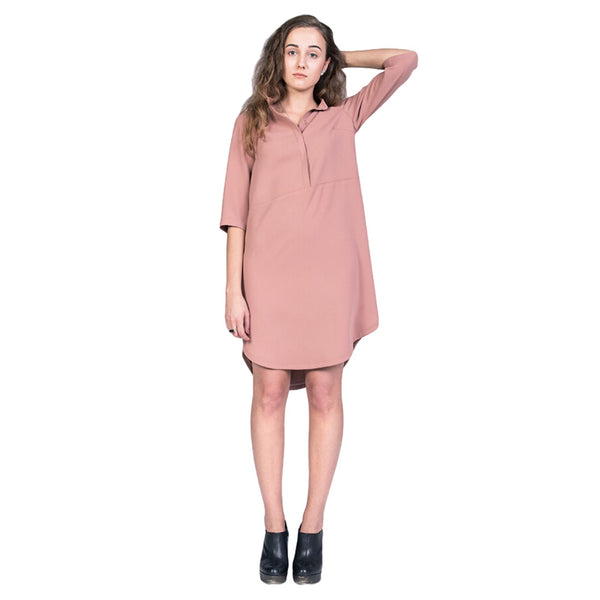 Helmi Tunic Dress + Blouse