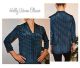 Holly Woven Blouse