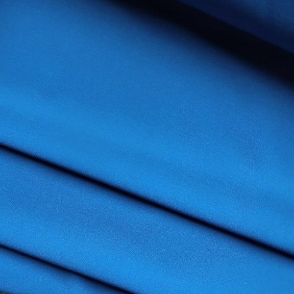 Stretch Viscose Crepe in Lagoon