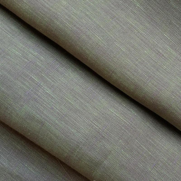 Cross Weave Linen in Mint Grape
