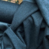 Hemp Fleece / Charcoal Grey