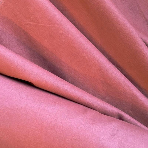 Stretch Linen Viscose / Persimmon
