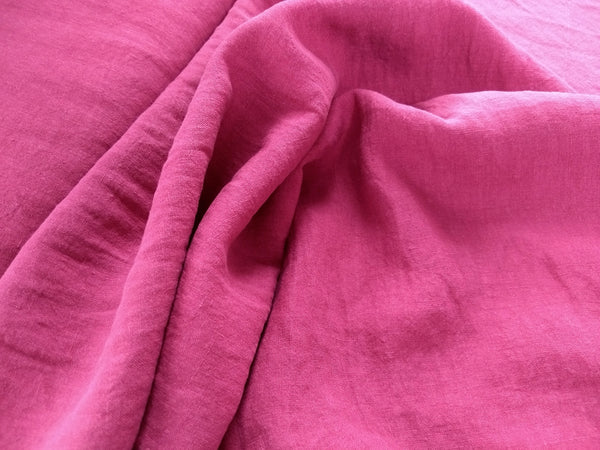 Lightweight Laundered Linen / Orchid