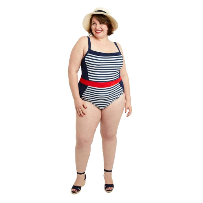 Cashmerette (US) / Printed Sewing Pattern / Ipswitch Swimsuit | Oak ...