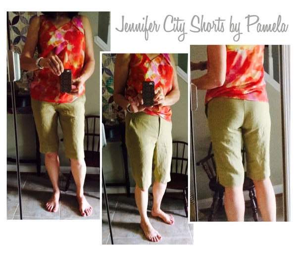 Jennifer City Short