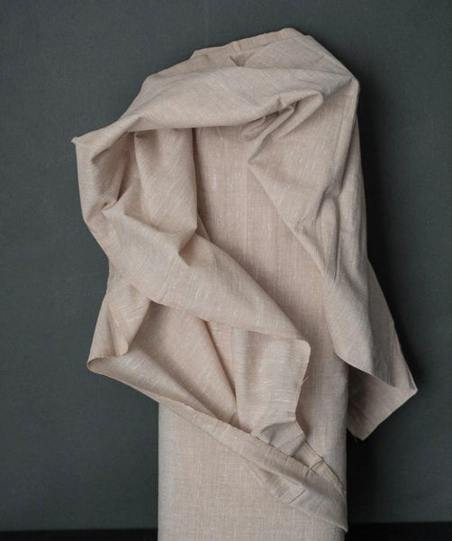 Khadi Slub in Rose