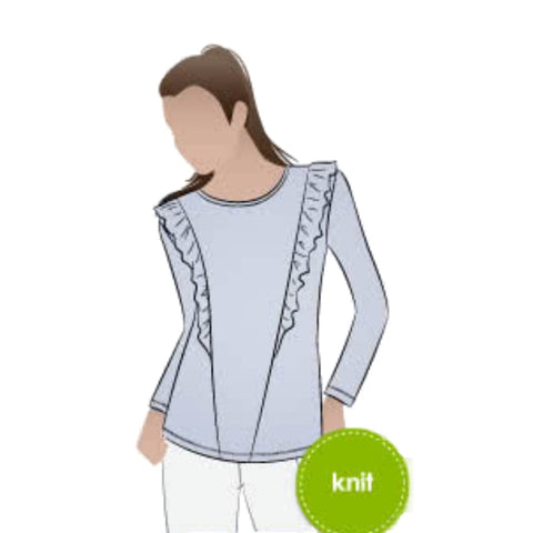 Keely Knit Top
