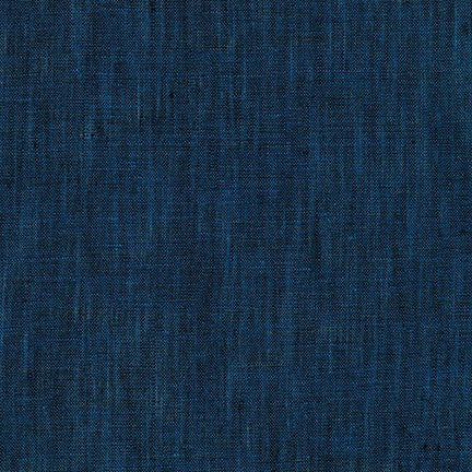 Yard Dyed Linen / Aegean