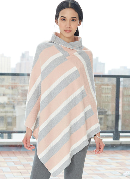McCalls 7846 / Misses Knit Ponchos