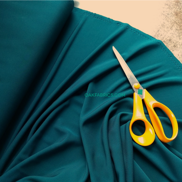 Rayon Matte Jersey / Sea Green