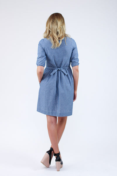 Darling Ranges Shirt Dress