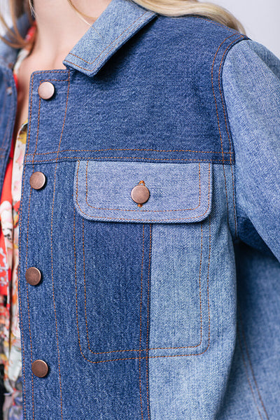 Maisa Denim Jacket
