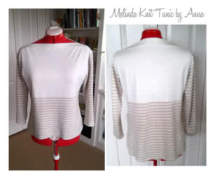 Melinda Knit Tunic