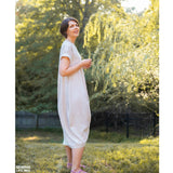 Sydney Dress + Linen Rayon Blend