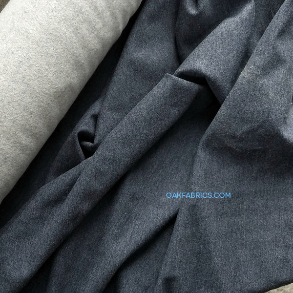 Bamboo Fleece / Pacific Melange