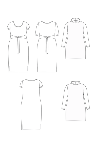 Pembroke Dress + Tunic