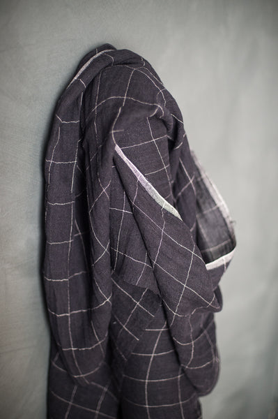 Laundered Linen / Ava Check