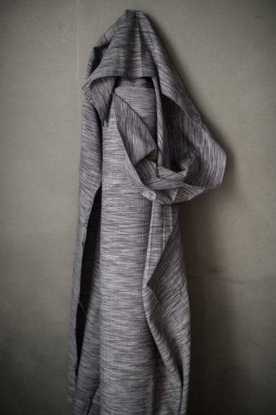 Chief Ikat in Grey