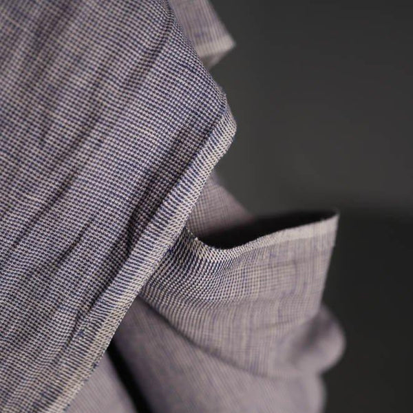 Linen Cotton / Frontier Blue