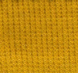 Bamboo Rib Knit / Sunflower